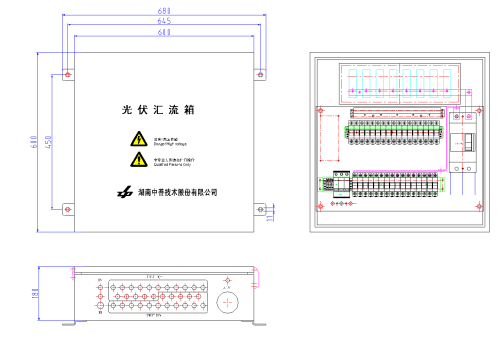 small resolution of v wiring diagram combiner box pv
