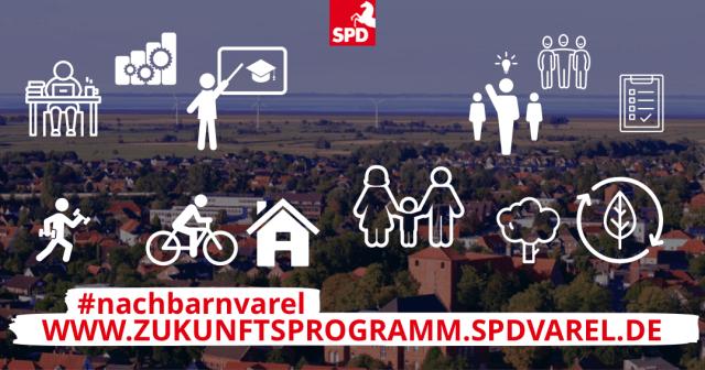 SPD Varel Zukunftsprogramm