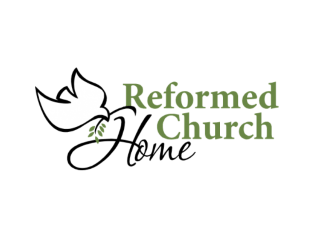 reformed church home logo