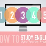 How to Study English with Television Programs