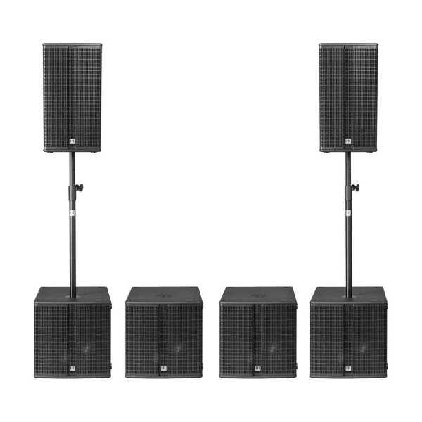 high performance pack hk audio speakerkoning