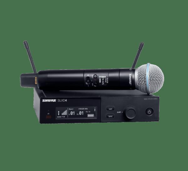 shure speakerkoning