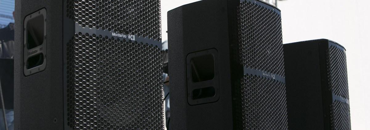 Montarbo bij speakerkoning