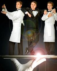 three waiters