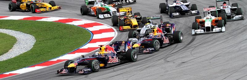 Formula One Speakers