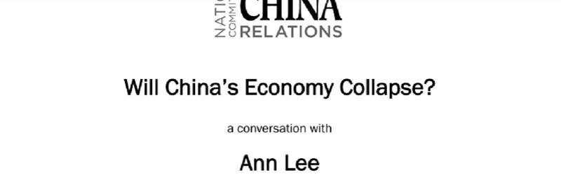 Prof Ann Lee
