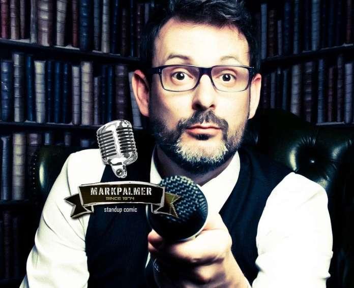 Mark Palmer - Corporate Conference Comedian