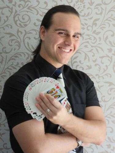 Regardt Laubscher - Corporate Magician