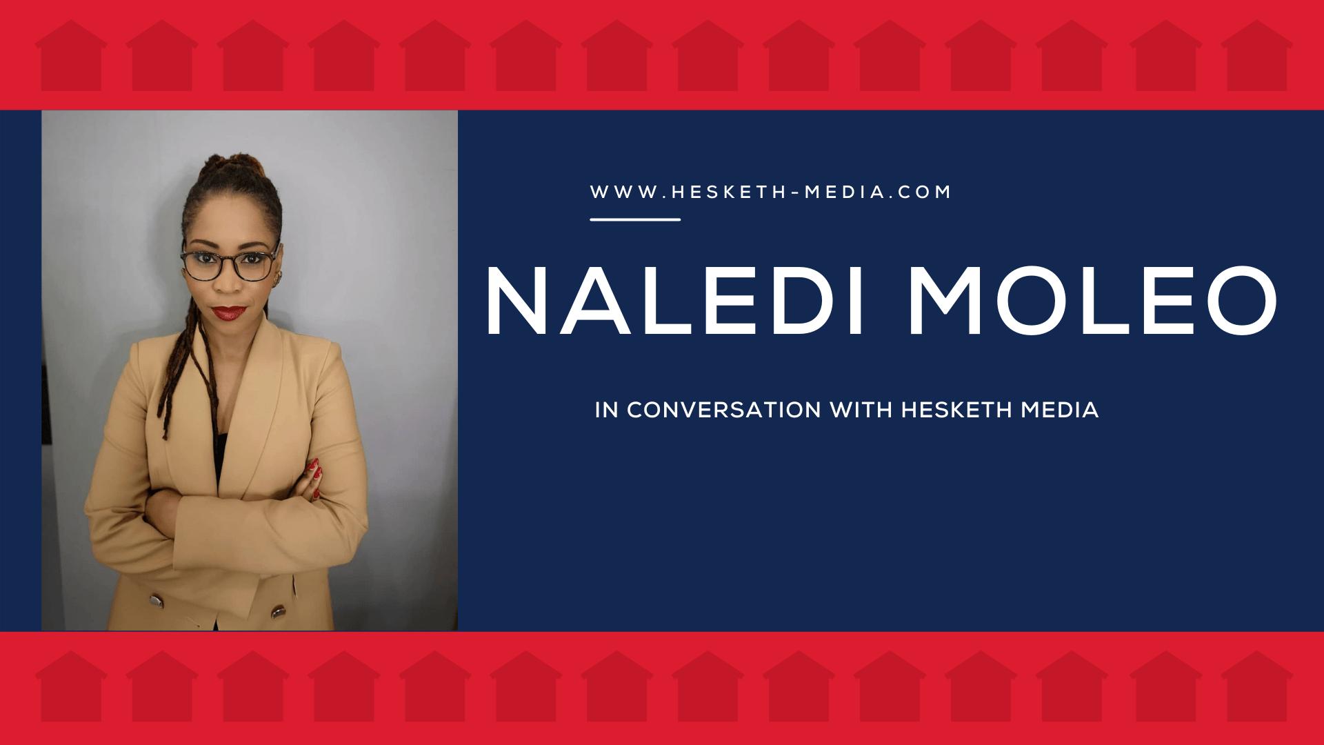 Naledi Moleo: In Conversation