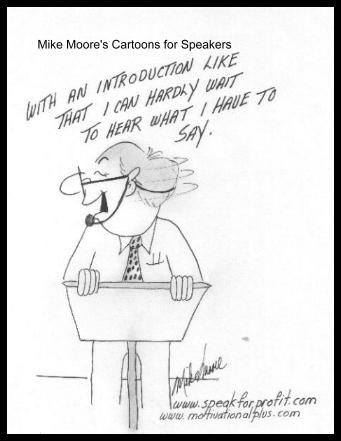 public speaking cartoons,Cartoons for public speakers