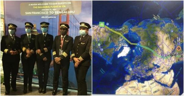 3. Air India's All Women Cockpit Crew Creates History by flying longest route over North Pole. SpeakIn. Indian Speaker Bureau