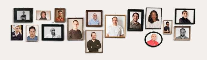 Codeable Portraits
