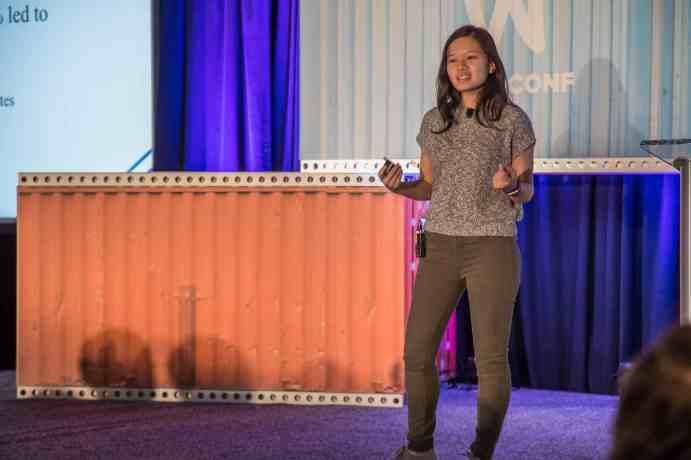 Lisa Wang from Google