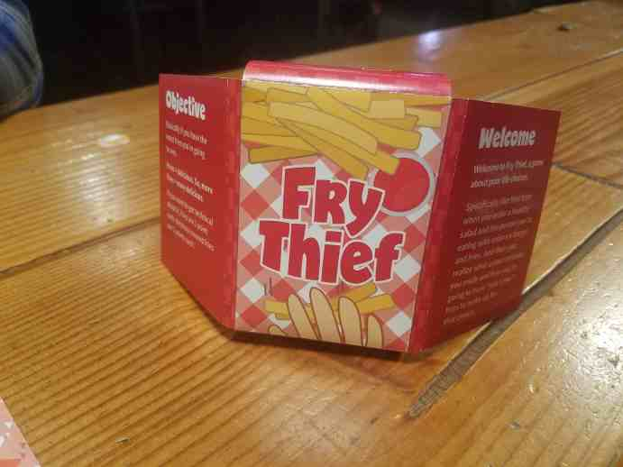 Fry Thief Hookbox