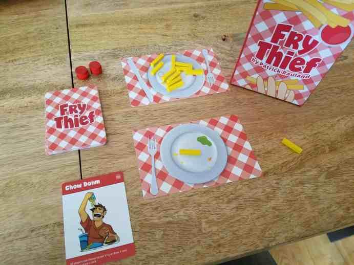 Fry Thief Large Box