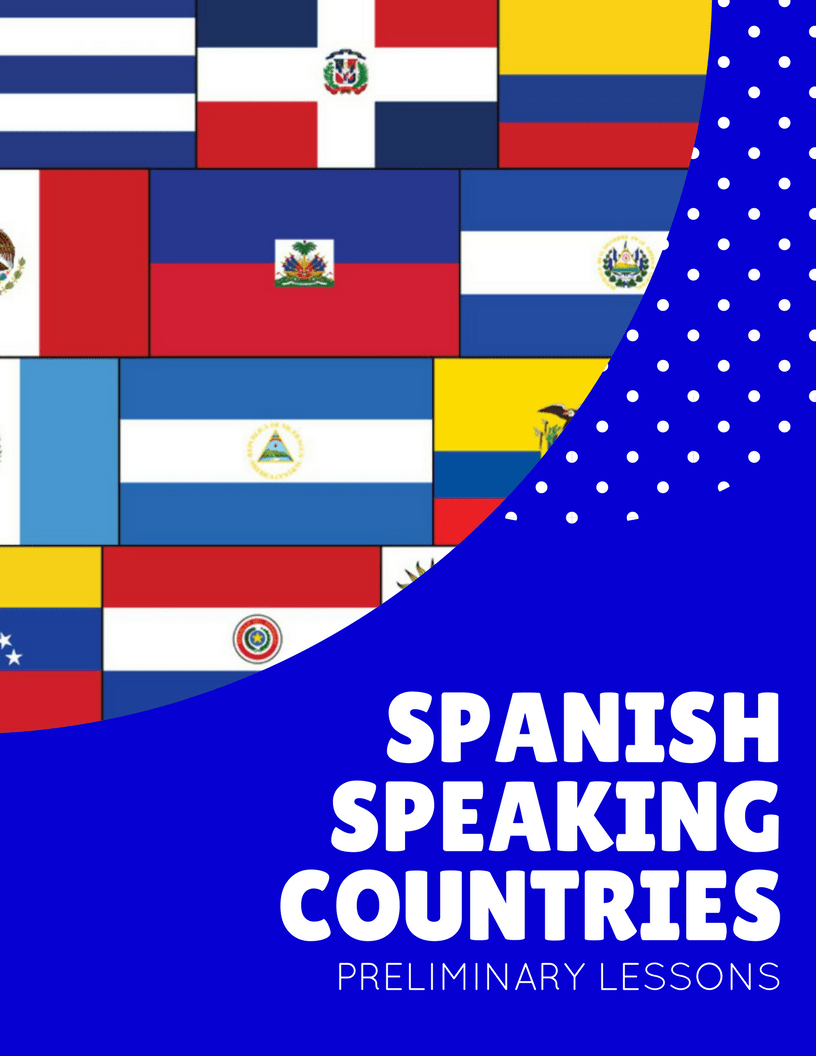 medium resolution of Spanish-Speaking Countries Spanish Class Activities and Resources -