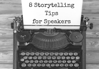 Storytelling tips Lisa Evans Speaking Savvy Storytelling