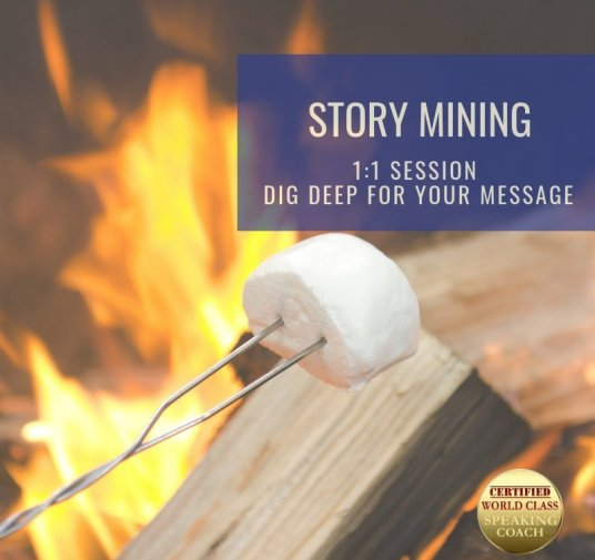 Story Coaching - Story Mining 1:1 Session