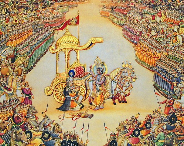 Messages from the Bhagavad Gita