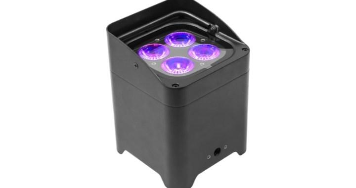 Location projecteur LED autonome SPEAR'HIT