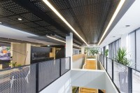 Acoustic Black Ceiling Tiles | Supawood