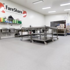 Commercial Kitchen Flooring Recycle Bin Case Study Altro