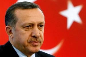 Il presidente turco Recep Tayyp Erdoğan