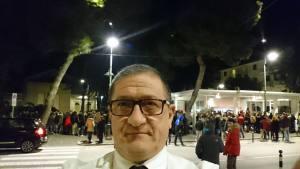 Selfie di Giorgio Sbaffo (Picchio News)