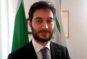 PD: il presidente del Gruppo in Consiglio Regionale, Gianluca Busilacchi (ANSA)