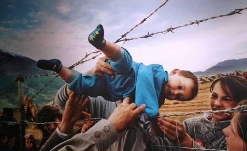 Il dramma dell'immigrazione