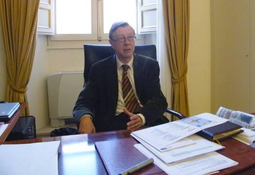 Alberto Niccoli, presidente della BCC di Recanati e Colmurano (Cronache Maceratesi)