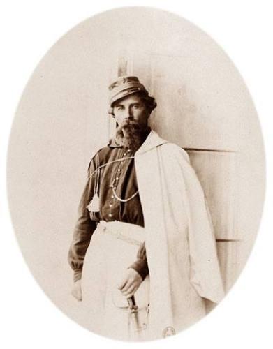 Il generale Istvan Turr, ufficiale garibaldino in Sicilia - FOTO WIKIPEDIA