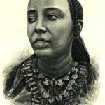 Taitù Batùl (1849-1918), moglie di Menelik II - sito cronaca-ieri-oggi.over-blog.it