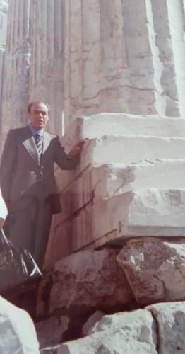 Augusto nella storia - foto famiglia Castellani