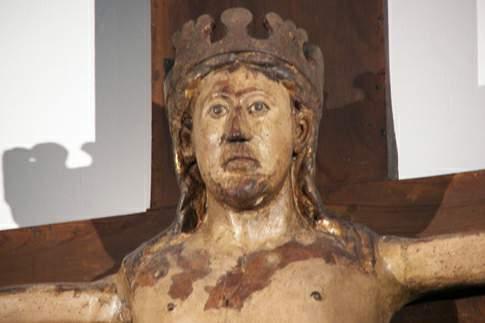 Il crocifisso di Numana