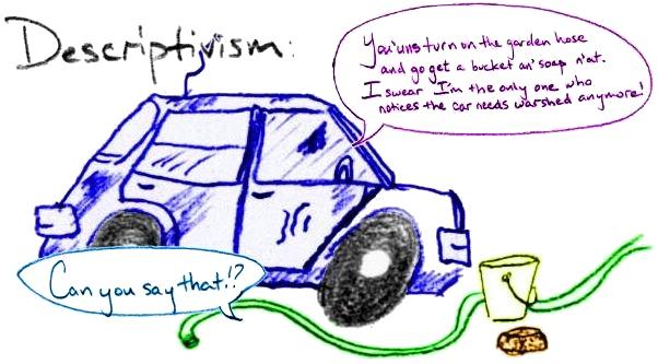 Descriptivism