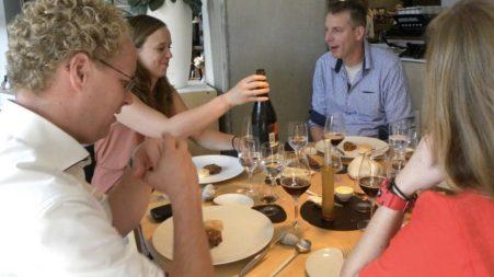 Goose Island lunch. Foto: Bierista.nl