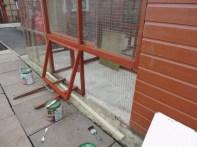 Cattery repairs