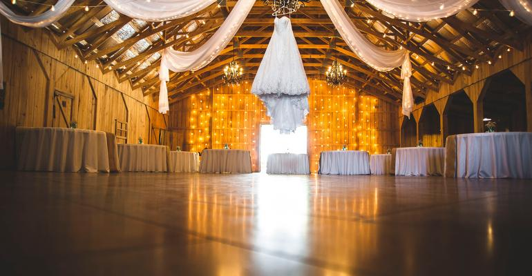 The Rise of Nontraditional Wedding Venues  Special Events