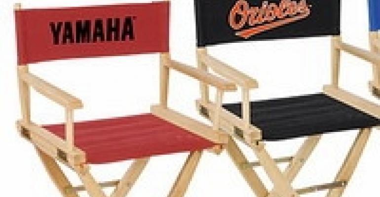customized directors chair lay flat beach uk logo d director s chairs centerpiece supplies custom wedding cake 039