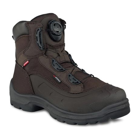 Specialised Hardwares  Safety  Foot Wear  Rubber Sole Ankle Footwear  REDWING  4431 Mens