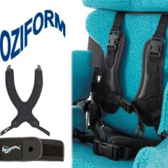 Wheelchair Harness Chair Covers Red Special Seating & Mobility Products-specialised Orthotic Services Sos