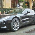 Samuel Eto'o Aston Martin One-77