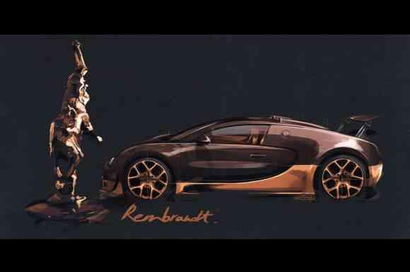 L'éléphant dansant est l'œuvre de Rembrandt Bugatti