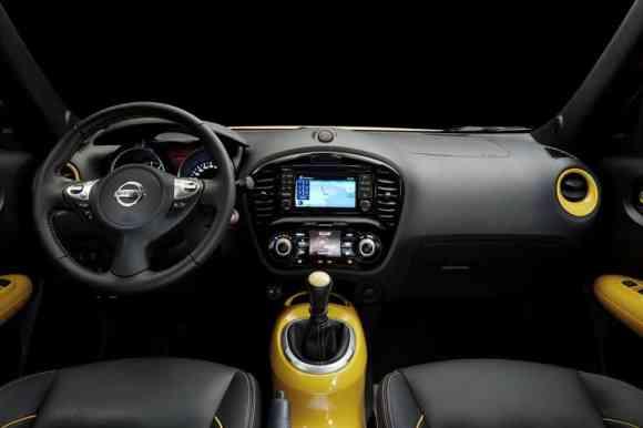 Le plein de personnalisation dans le nouveau Nissan Juke 2014