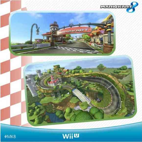 Mario Kart 8 : Circuit Mario