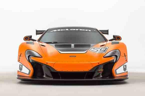 Goodwood - presentation de la McLaren 650S GT3-9