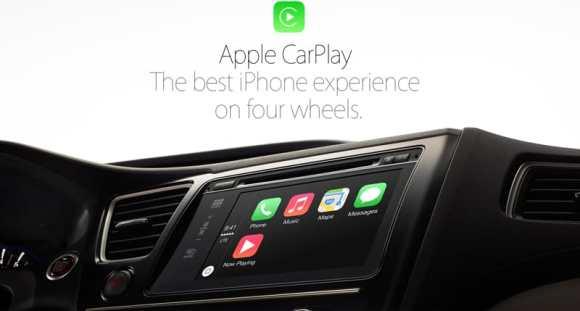 Apple envahit les voitures avec CarPlay, bientôt Volkswagen