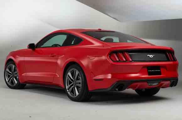 De 300 à 435 chevaux sur cette Ford Mustang 2015