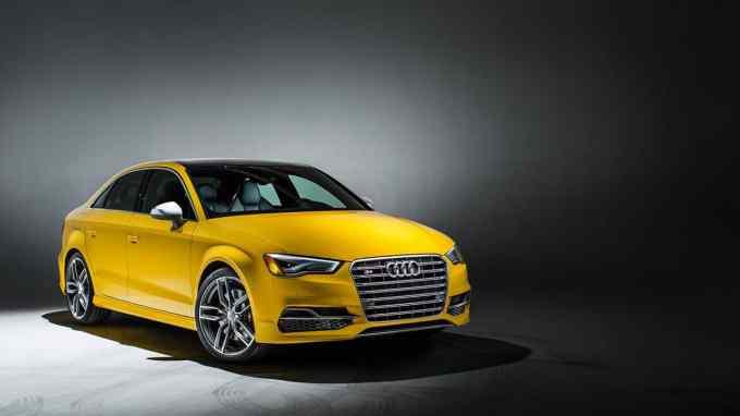 Audi S3 Exclusive Edition en Vegas Yellow, une allemande uniquement réservée pour les américains !